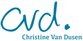 Christine Van Dusen Logo